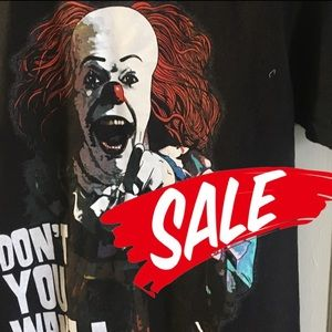 IT pennywise Tshirt